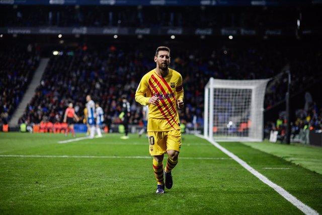 Fútbol/Pichichi.- Messi mantiene el Pichichi y Chimy Ávila sigue su racha