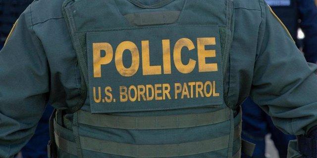 Policía de fronteras de Estados Unidos