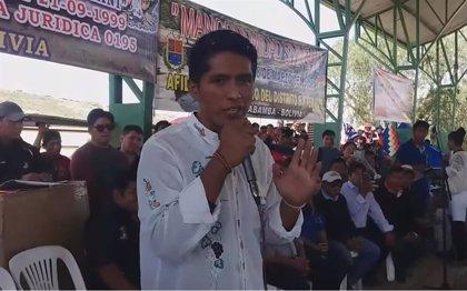 """Cocaleros del MAS anuncian el fin de la """"resistencia pacífica"""" al Gobierno de Áñez para el 22 de enero"""