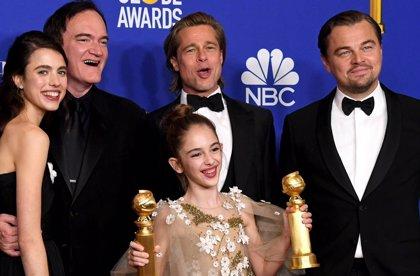 '1917' y 'Érase una vez en... Hollywood' triunfan en los Globos de Oro 2020