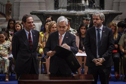 La desaprobación a la gestión de Piñera se mantiene en un 80 por ciento, según sondeo