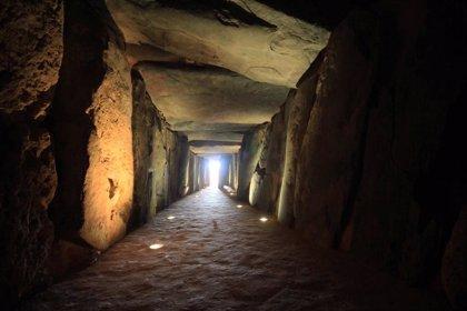 El Dolmen de Soto de Trigueros (Huelva) registra más de 12.000 visitas en 2019