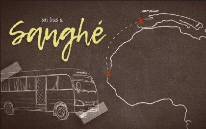 Los niños de Sanghé (Senegal) necesitan un bus para ir a la escuela