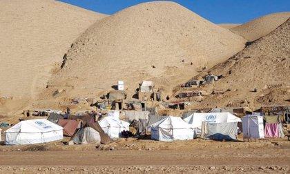 El conflicto en Afganistán dejó cerca de 426.000 desplazados en 2019, según datos de la OCHA