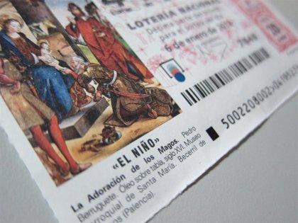 El segundo premio del Sorteo de 'El Niño' deja 675.000 euros en Pamplona y Tudela