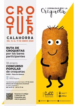 El Consejo de la Juventud de Calahorra organiza la nueva actividad Croquetur
