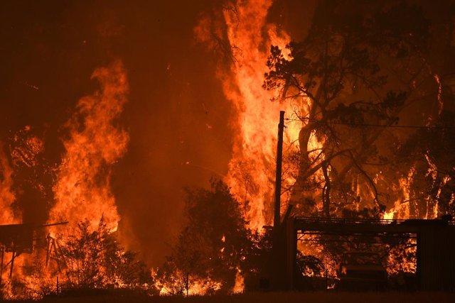 Incendi a Austràlia