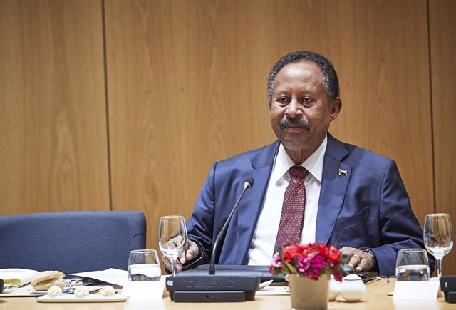 El primer ministro de Sudán, Abdalá Hamdok