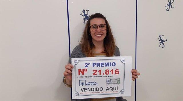La administración de Heron City (Paterna) vende un décimo del segundo premio
