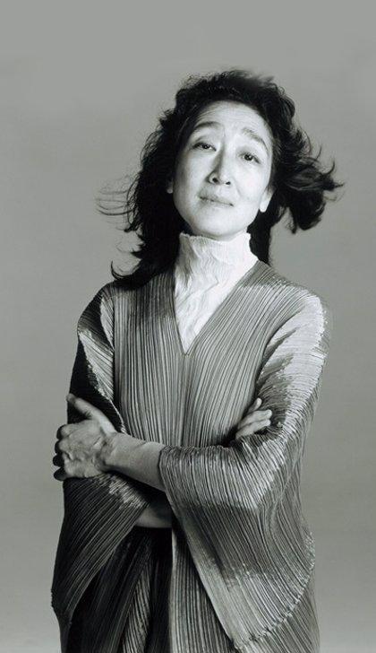 La pianista Mitsuko Uchida ofrece este miércoles un concierto junto a la Mahler Chamber Orchestra en Baluarte
