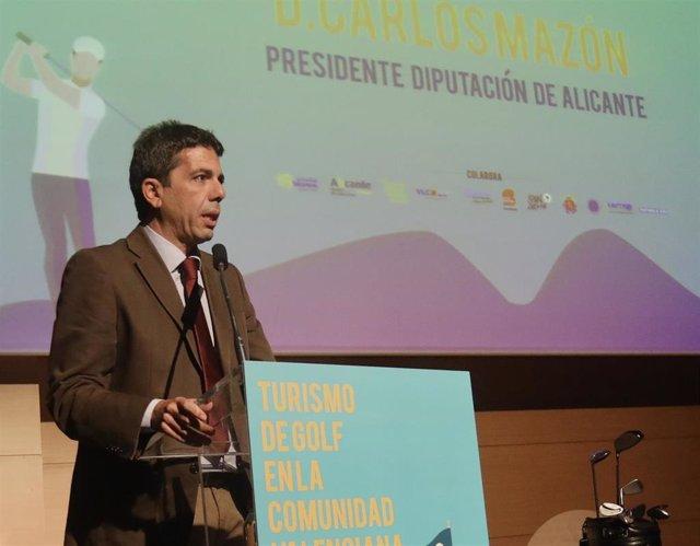 Carlos Mazón en imagen de archivo