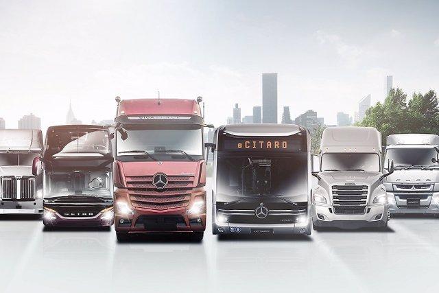 Daimler Trucks.