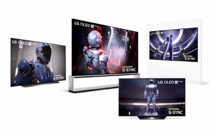 LG refuerza su gama de televisores OLED con 14 nuevos modelos que ofrecen desde diseño a resoluciones 8K