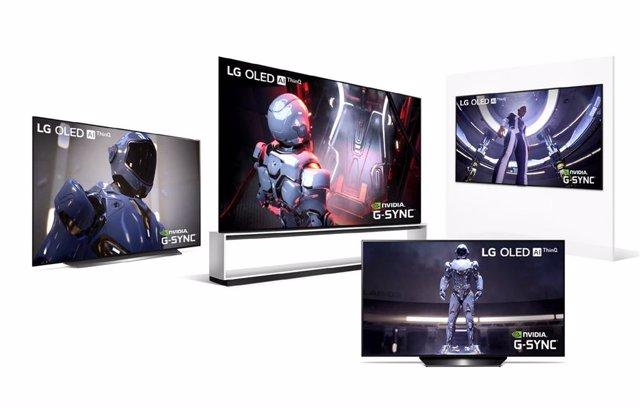 Nueva gama de televisores OLED 2020