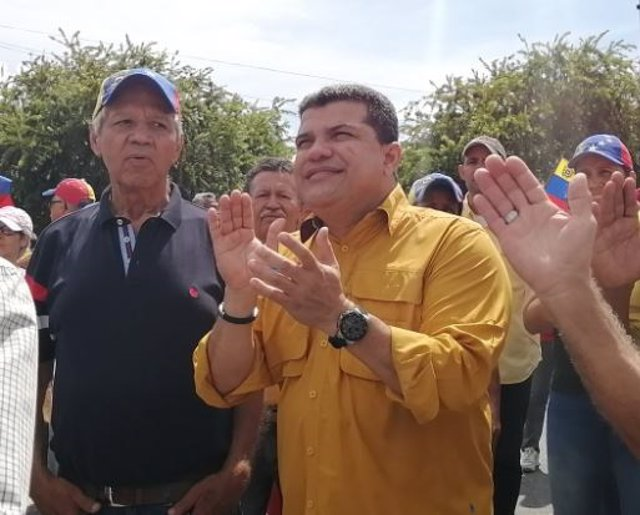 Venezuela.- Parra se ratifica como legítimo presidente de la Asamblea Nacional y