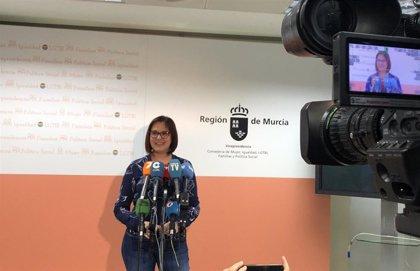 """Isabel Franco apela a la """"lealtad de los socialistas murcianos al PSOE, no a Pedro Sánchez"""" ante votación de investidura"""