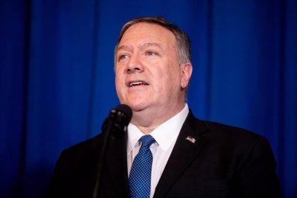 Pompeo dice que EEUU busca estrechar su relación con Uruguay tras una conversación telefónica con Lacalle Pou