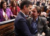 Foto: Investidura Sánchez | Iglesias tendrá a Álvarez y Belarra de secretarios de Estado y al exJEMAD, de jefe de gabinete