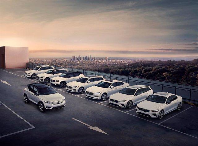Volvo supera en 2019 los 700.000 coches vendidos por primera vez en su historia