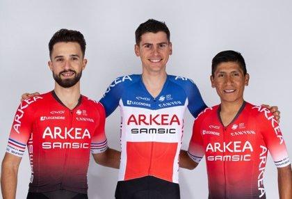 El Arkéa-Samsic de Quintana y el B&B Hotels-Vital Concept, invitados al Tour de Francia 2020