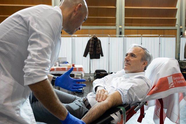 Fotografías Maratón De Navidad De Donación De Sangre