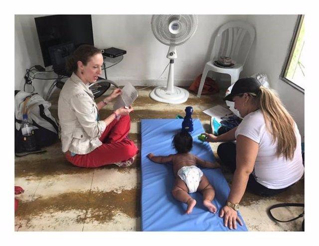 Los bebés expuestos al virus del Zika en el útero sufren retrasos en el desarrollo neurológico durante la infancia