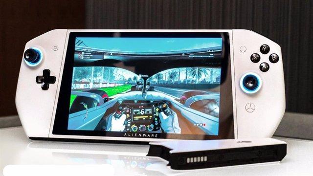 Prototipo de Concept UFO, el PC gaming con forma de consola.