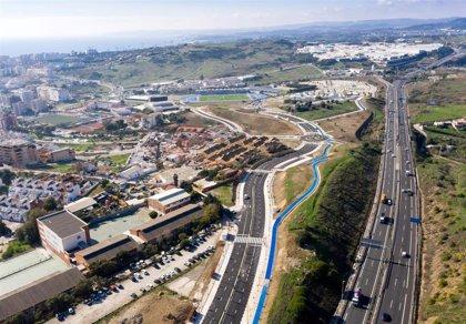Concluye la obra de la ronda norte de circunvalación de Estepona (Málaga) que conecta todo el término municipal