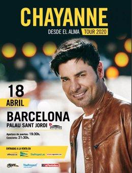 Concert de Chayanne a Barcelona