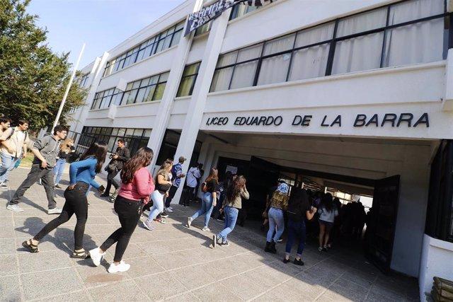 Gestiones para la celebración de la Prueba de Selección Universitaria (PSU) en Valparaíso