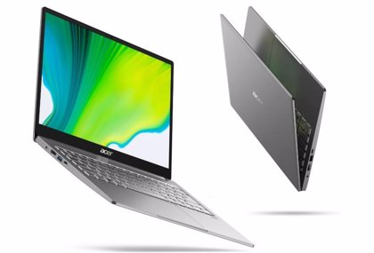 Acer renueva sus portátiles ultraligeros de la serie Swift 3 con procesadores Intel Core de décima generación