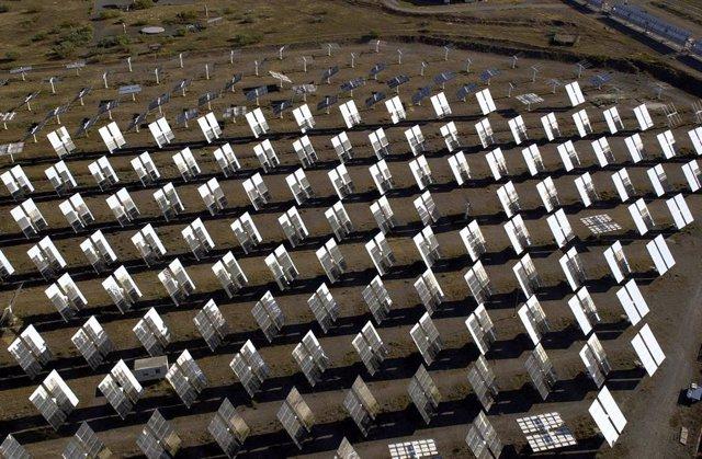 Plataforma Solar de Almería (PSA)