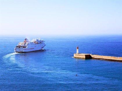 El Puerto de Almería cerró 2019 rozando el millón de pasajeros y un aumento en el número de vehículos