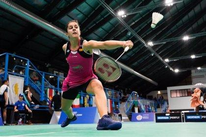 Carolina Marín lidera la lista de España para el Europeo por Equipos