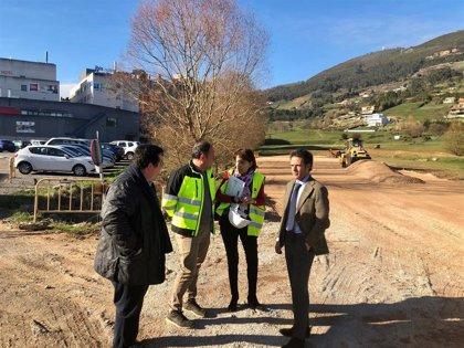 Comienzan las obras de construcción de un nuevo aparcamiento gratuito en Ciudad Naranco