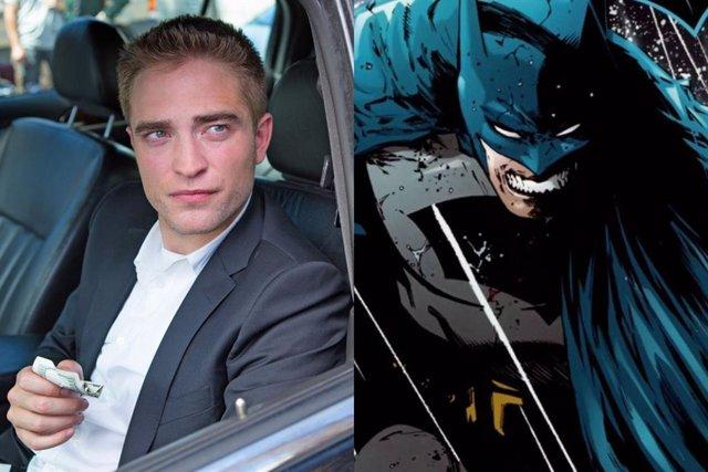 Robert Pattinson y Batman