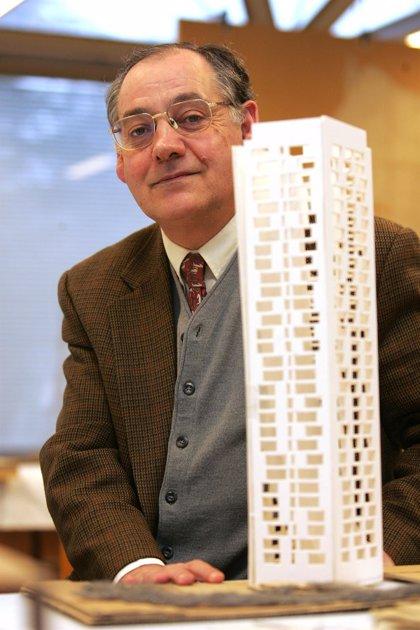 Fallece el arquitecto Domingo Pellicer, catedrático de Construcciones de la Universidad de Navarra
