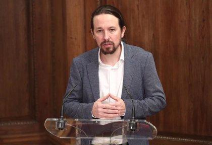 Pablo Iglesias deberá dejar sus programas de televisión cuando se convierta en vicepresidente