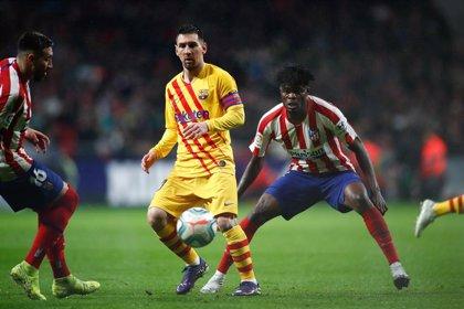 Barça y Atlético quieren prolongar el sueño árabe