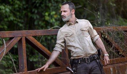 """Scott Gimple: Las películas de The Walking Dead de Rick Grimes son una """"bestia increíble"""""""