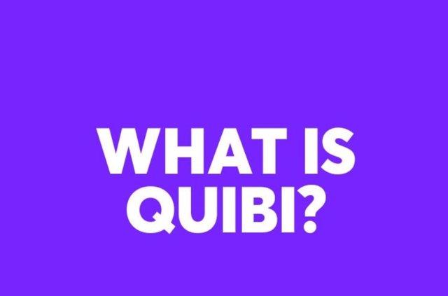 Quibi, la nueva plataforma de 'streaming'