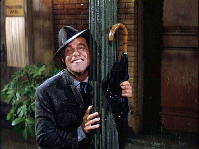 Cantando Bajo la Lluvia Gene Kelly