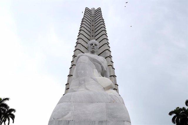 Memorial a José Martí en La Habana