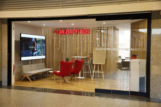 Nueva oficina digital de Mapfre en Madrid