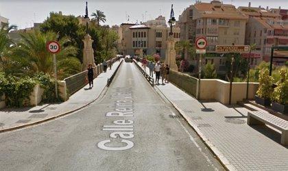 """Elche chequeará el """"estado de salud"""" de los puentes que cruzan la ciudad"""