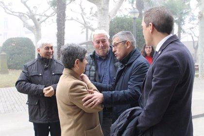 Sequía.- El Estado reitera su compromiso con la modernización de regadíos en Lleida