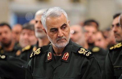 """Trump afirma que Soleimani planeaba """"hacer estallar"""" la Embajada de EEUU en Bagdad"""
