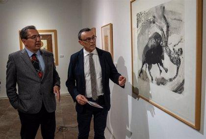 La muestra 'Obra gráfica en la Colección Fundación Cajasol' llega a Huelva