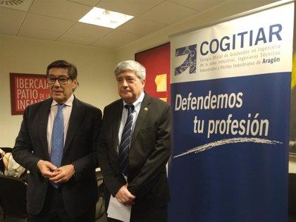 """El consejero de Industria quiere que Aragón lidere la transición """"hacia una economía descarbonizada"""""""