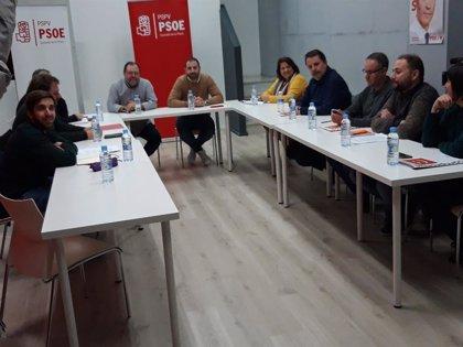 """El PSPV convoca una reunión de urgencia del Acord de Fadrell para """"determinar la viabilidad del gobierno"""""""